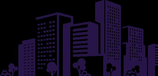 Edificios logo banner business center